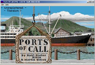 Ports of Call - Platinum / PoC XXL & Sim3d Serial number